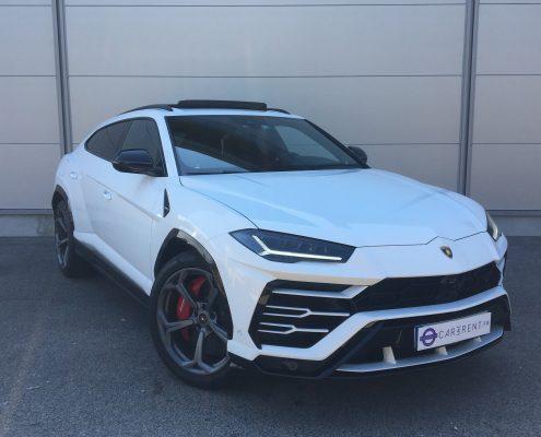 Louer Lamborghini Urus france Car4rent